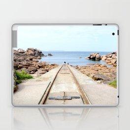 The stranger away Laptop & iPad Skin
