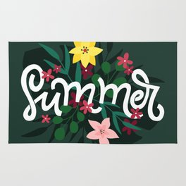 Summer! Rug