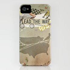 lead the way Slim Case iPhone (4, 4s)