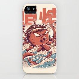 Takoyaki Attack iPhone Case