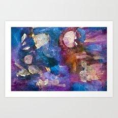 Harmony Painting Art Print