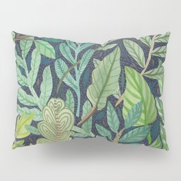 To The Forest Floor Pillow Sham