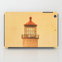 lighthouse iPad Cases featuring LIGHTHOUSE by Teresa Chipperfield Studios
