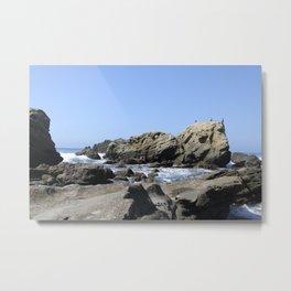 Moss Point  Metal Print