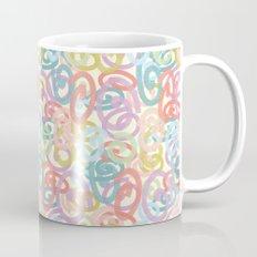 Colored pattern Mug