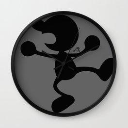 Game & Watch Classic Wall Clock