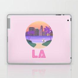 Los Angeles City Art Laptop & iPad Skin