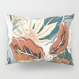 Tropical Wild Jungle Pillow Sham