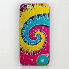 Jamaican Fabric iPhone & iPod Skin