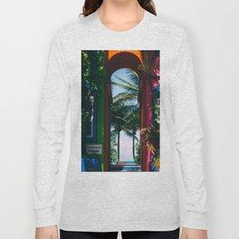 Akumal Caribbean Archway Long Sleeve T-shirt