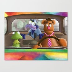 We Picked Up A Weirdo Canvas Print