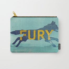 Back to nature - Fury Fox Carry-All Pouch