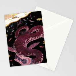 Always a Bigger Fish Stationery Cards
