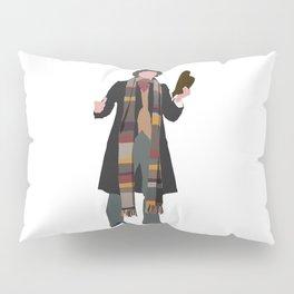 Fourth Doctor: Tom Baker Pillow Sham