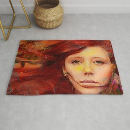 Irish fairy Rug