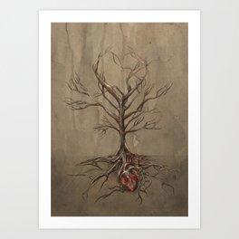 [Buried] Art Print