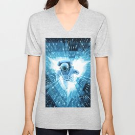 Quantum Cradle Unisex V-Neck