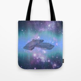 10,000 light years from home Tote Bag