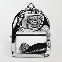 Leopard Speed Rebel Backpack