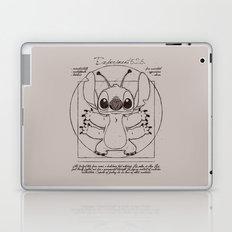 Stitch vitruvien Laptop & iPad Skin