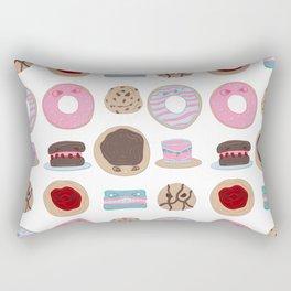 Evil Desserts Rectangular Pillow