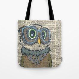 Tote Bag - little owl by VIDA VIDA