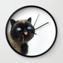 Der's Left Paw. Wall Clock