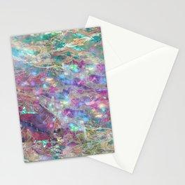 Prismatic Ocean of Light IV Stationery Cards
