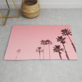 Tranquillity - flamingo pink Rug
