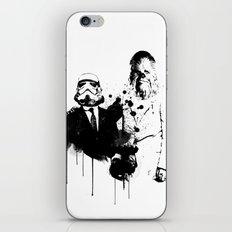 CONSPIRACY WARS iPhone & iPod Skin