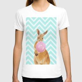 Bubble Gum - Kangaroo T-shirt