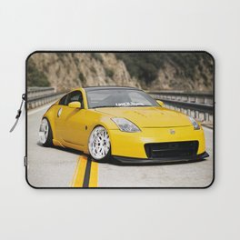 Yellow Fever Z Laptop Sleeve