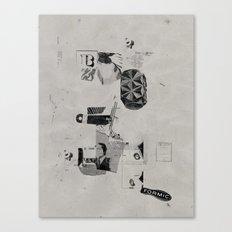 formic Canvas Print
