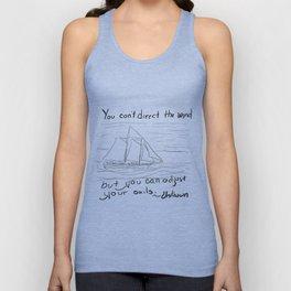 Adjust Your Sails Unisex Tank Top