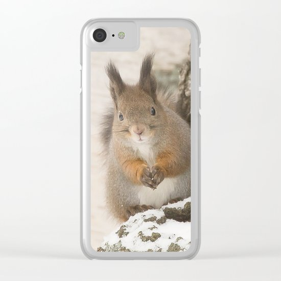 Hi there - what's up? Clear iPhone Case