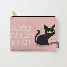 Get your lunch Carry-All Pouch