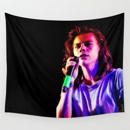 Harry Styles 12/9/15 Wall Tapestry