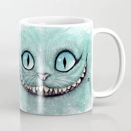 Cheshire Cat - Drawing - Dibujados Coffee Mug