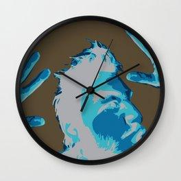 Manprint Wall Clock