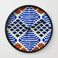florence Wall Clocks featuring Florence  by Indigo Images