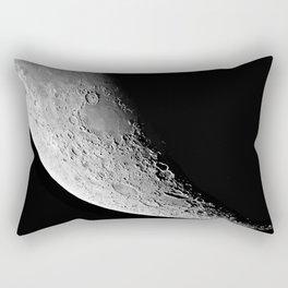 Waning Moon Rectangular Pillow