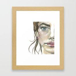 Cathy Framed Art Print