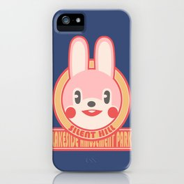 Playtime with Robbie! iPhone Case