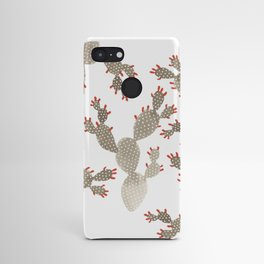 Prickly Pear Cactus Android Case