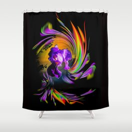 Fertile Imagination Shower Curtain