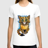 kitten T-shirts featuring Kitten by SilviaGancheva