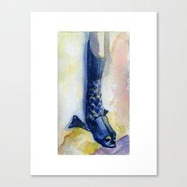 Water Spout Canvas Print
