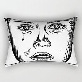 Miley C. Rectangular Pillow