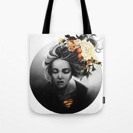 Blossom Blonde Tote Bag