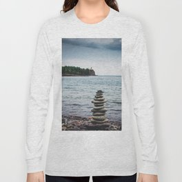 All Stacked Long Sleeve T-shirt